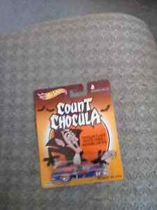 Hot Wheels, Real Riders, Count Chocula 59 Chevy Delivery, BDT16