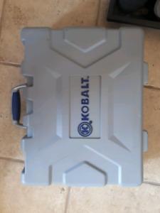 Air Impact Tool Set Kobalt