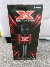 The X Factor Microphone