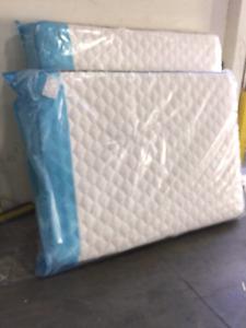 Brand New mattresses . Queen mattress 250$ Double mattress 200$