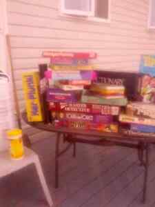Over 20 Board Games