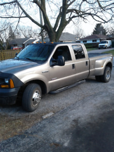 2006 Ford F-350 SD daully Pickup Truck