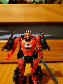 Transformers the last knight drift figure