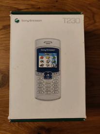 Sony Ericsson T230 Mobile Phone - Unlocked