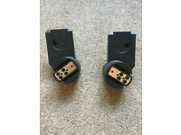 Adapters for Quinny car seat and pram & travel system