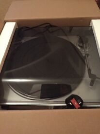 ION Usb turntable/vinyl archived with line input