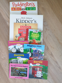 THOMAS TANK ENGINE books and others