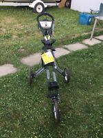 Speed cart golf cart