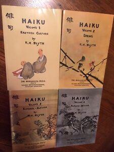Haiku Books