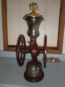 Elgin National Coffee Mill - #47