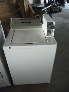 Commercial Washers & Dryers
