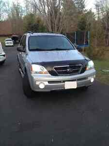 2006 Kia Sorento LX 4WD SUV, Crossover Great Deal!