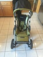 Full Quinny Freestyle 4XL Stroller
