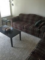 Living room and bed frame for sale!!!!