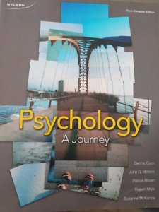 Psychology A Journey 3rd ed. with study guide and practice exam