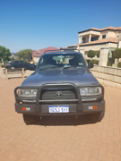 1997 Toyota Landcruiser GXL 80 Series Landsdale Wanneroo Area Preview