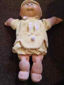 Cabbage Patch /Baby Alive dolls/french TalkingPig 10$ each photo