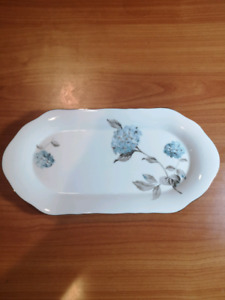 Bombay Dessert Tray  w/ Floral Design