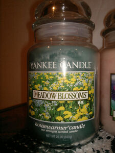 Yankee Candle ' Meadow Blossoms ' Scent