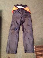 Chainsaw safety pants
