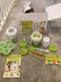 Nuby Garden Fresh Mighty Blender for weaning
