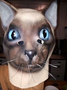 ***price reduced*** Siamese cat mask