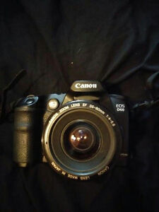 Selling Canon Eos D60 (Not to be confused with the Eos 60D)