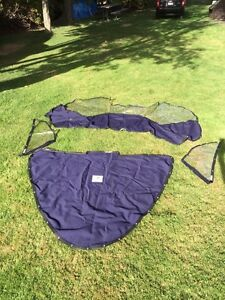 Excellent Cover Bimi Top, rain cover and boat storage cover