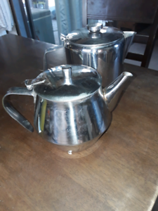 Stainless steel teapots Curra Gympie Area Preview