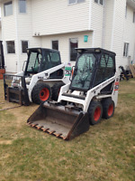 Bobcat - Skid Steer Services and Rentals