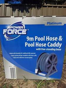 Pool Hose Caddy with 9m Hose Botany Botany Bay Area Preview