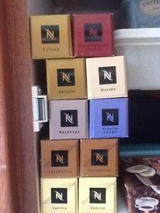Capsules Nespresso originales recherchées