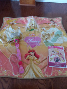 Princess Dancing DVD game