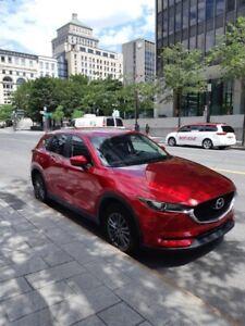 Lease transfer - Mazda CX-5 (2017) AWD