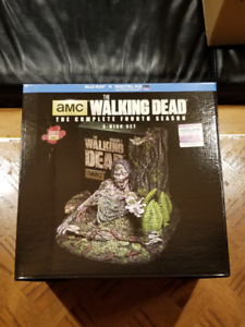 The Walking Dead: Season 4 - Limited Collector's Edition Blu-ray