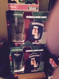 Verres Heineken