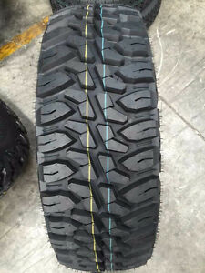 HAIDA M/T MUD TIRES HD878 / HD868 10 PLY WHEELS PICKUP LT TRUCK