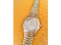 LADIES 18ct SOLID GOLD EBEL WATCH
