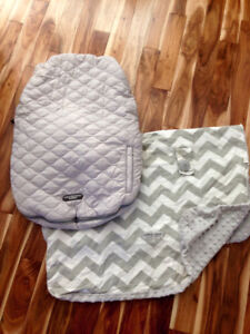 Car seat covers for all seasons!