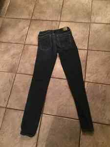 Girls youth size 2 American Eagle jeans Cambridge Kitchener Area image 2
