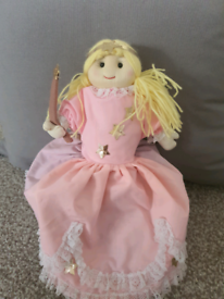 Versatile puppet Fairy tale characters