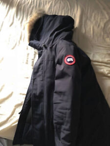Canada Goose Admiral Blue Langford Parka