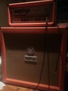 ORANGE THUNDERVERB 200 - 200WATTS OF POWER