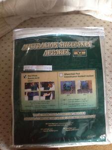 Australian Medical Sheepskin - Bed wrap - New in bag!! $125 OBO