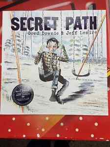 Secret Path by Gord Downie & Jeff Lemire at COMIC BOOK ADDICTION