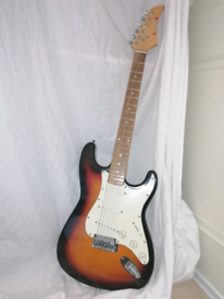 Fortissim Electric Stratocaster Guitar