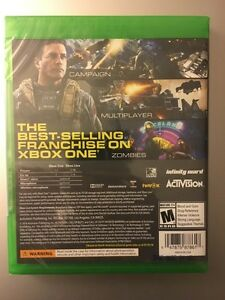 Infinite warfare - Xbox One - Includes Terminal bonus map West Island Greater Montréal image 2