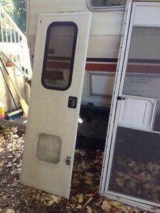 RV Camper Door