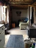 Property with camp in northern Ontario