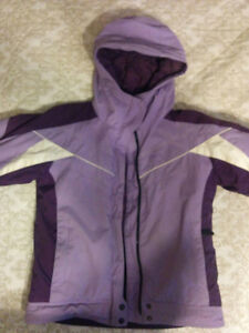 Columbia Girl's Jacket 10-12, Excellent!!   High quality Columb